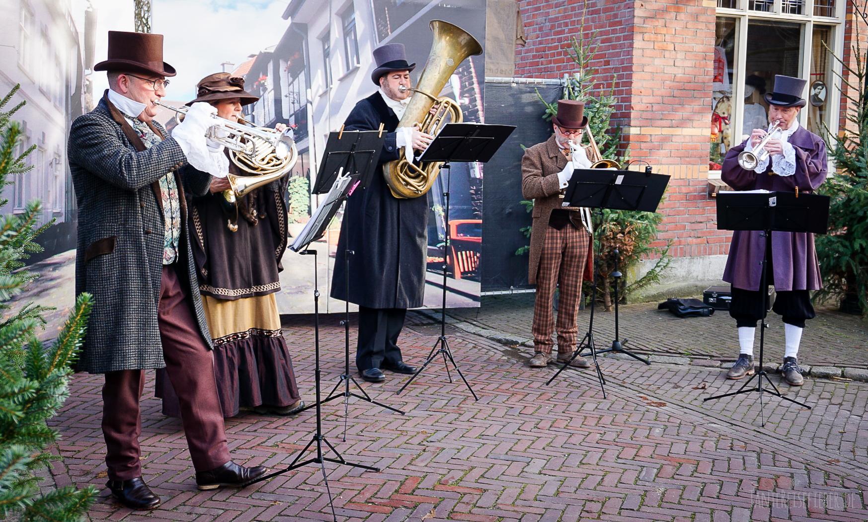 Scrooge Festival in Arcen – bei Ebeneezer zu Besuch in der Weihnachtsgeschichte