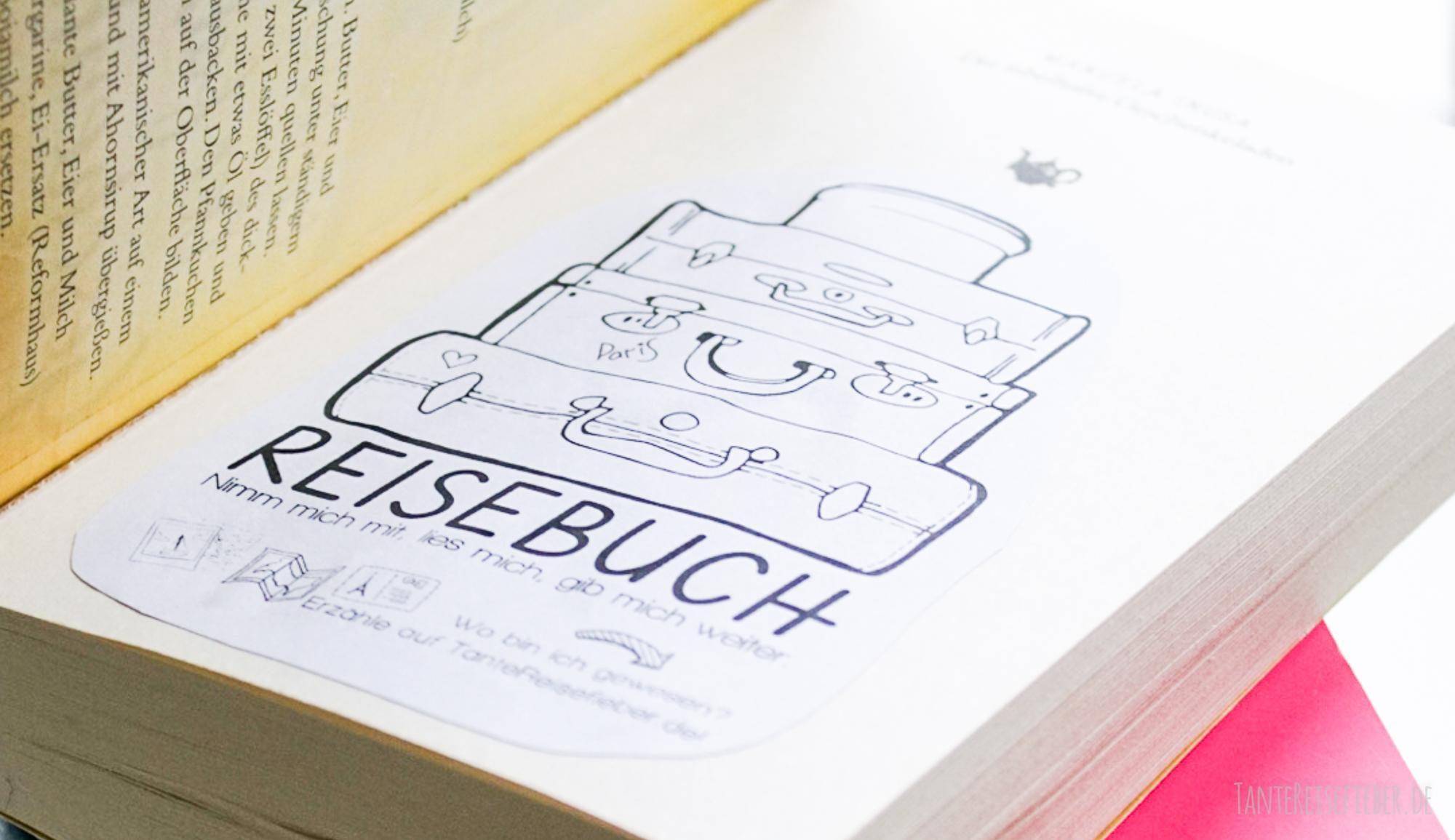 Reisebücher: Und wenn das Buch auf Reise geht