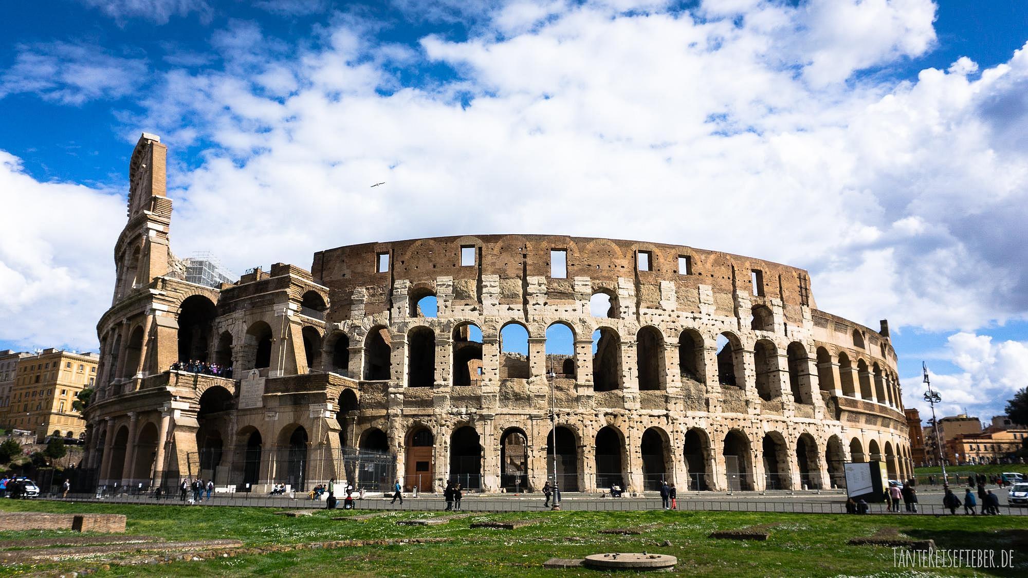 Reisebericht: Corona und eine Reise nach Rom